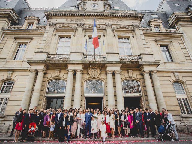 Le mariage de Romain et Leatitia à Chevreuse, Yvelines 10