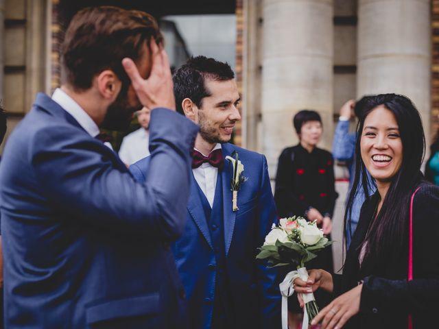 Le mariage de Romain et Leatitia à Chevreuse, Yvelines 12