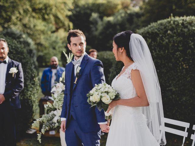 Le mariage de Romain et Leatitia à Chevreuse, Yvelines 27
