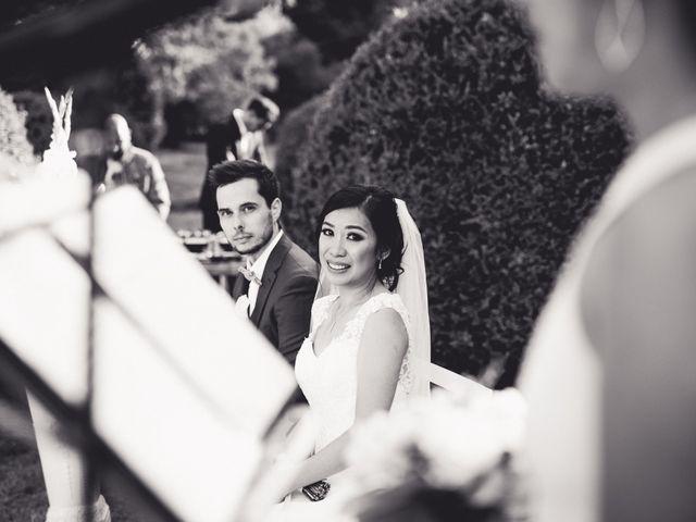 Le mariage de Romain et Leatitia à Chevreuse, Yvelines 29