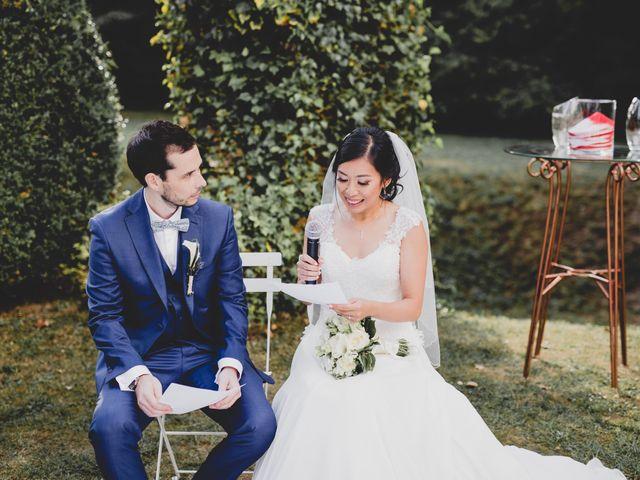 Le mariage de Romain et Leatitia à Chevreuse, Yvelines 31