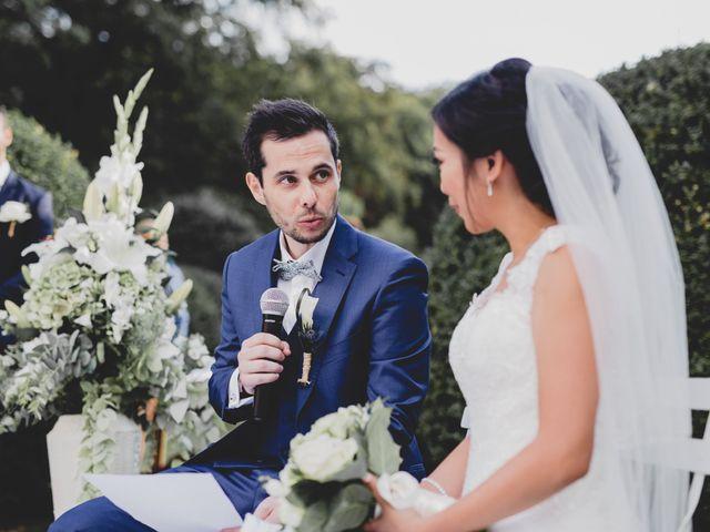 Le mariage de Romain et Leatitia à Chevreuse, Yvelines 33