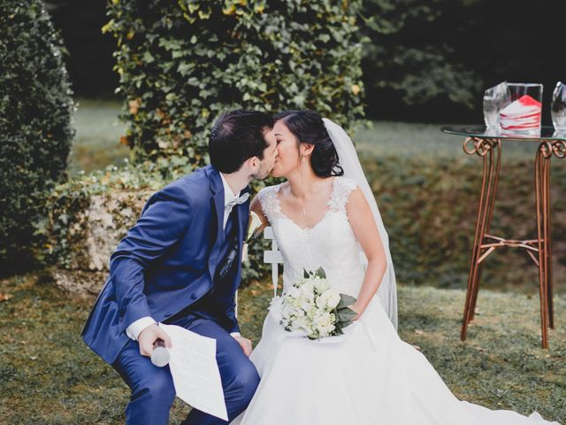 Le mariage de Romain et Leatitia à Chevreuse, Yvelines 34