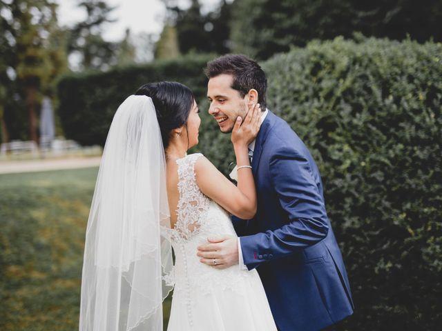 Le mariage de Romain et Leatitia à Chevreuse, Yvelines 38