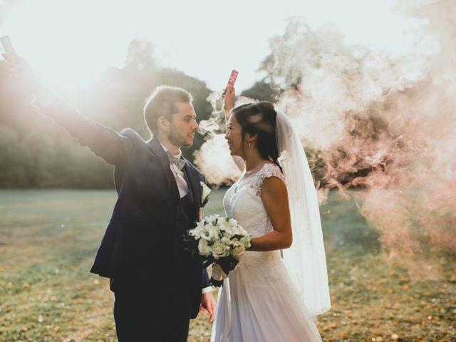 Le mariage de Romain et Leatitia à Chevreuse, Yvelines 52