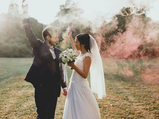 Le mariage de Romain et Leatitia à Chevreuse, Yvelines 53