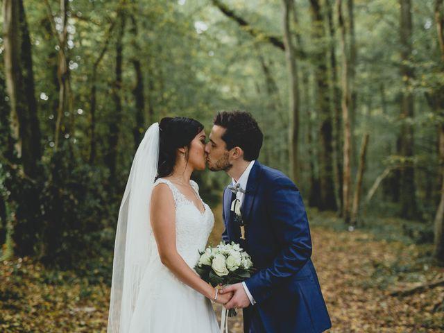 Le mariage de Romain et Leatitia à Chevreuse, Yvelines 65