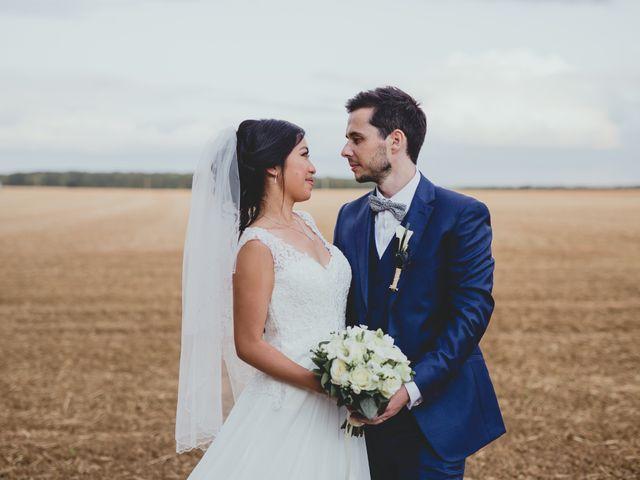 Le mariage de Romain et Leatitia à Chevreuse, Yvelines 67