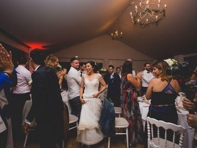 Le mariage de Romain et Leatitia à Chevreuse, Yvelines 70