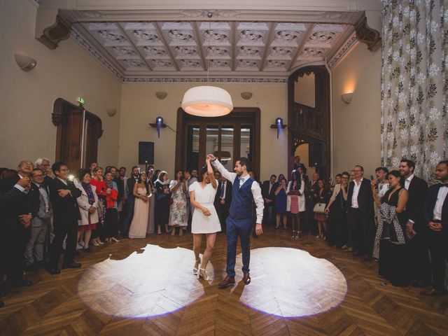 Le mariage de Romain et Leatitia à Chevreuse, Yvelines 85