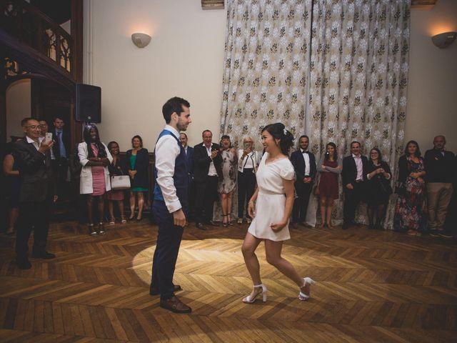 Le mariage de Romain et Leatitia à Chevreuse, Yvelines 86