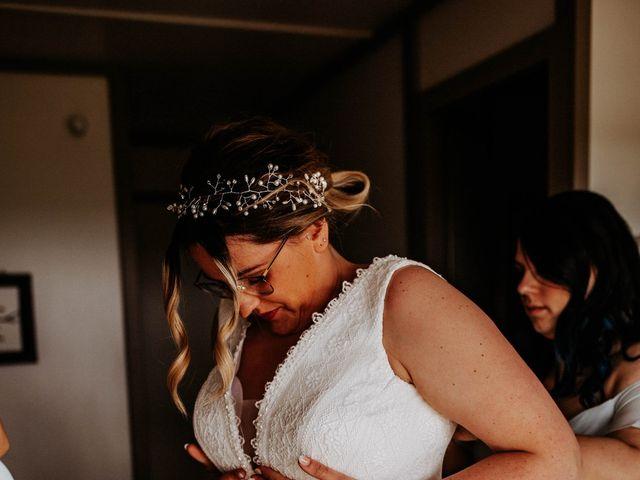 Le mariage de Julien et Marine à Mirepoix, Ariège 25