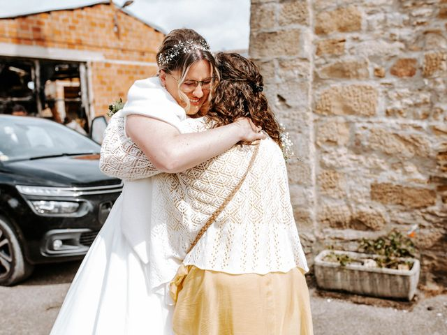 Le mariage de Julien et Marine à Mirepoix, Ariège 34