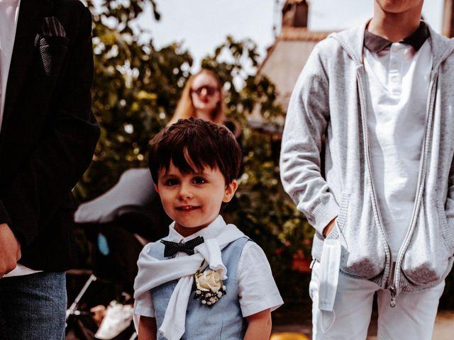 Le mariage de Julien et Marine à Mirepoix, Ariège 38