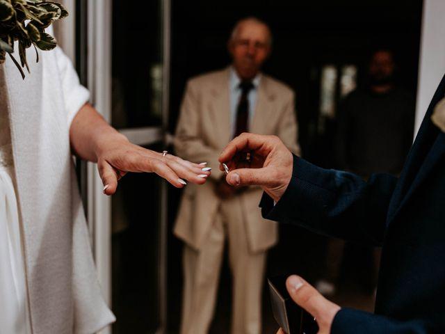 Le mariage de Julien et Marine à Mirepoix, Ariège 44