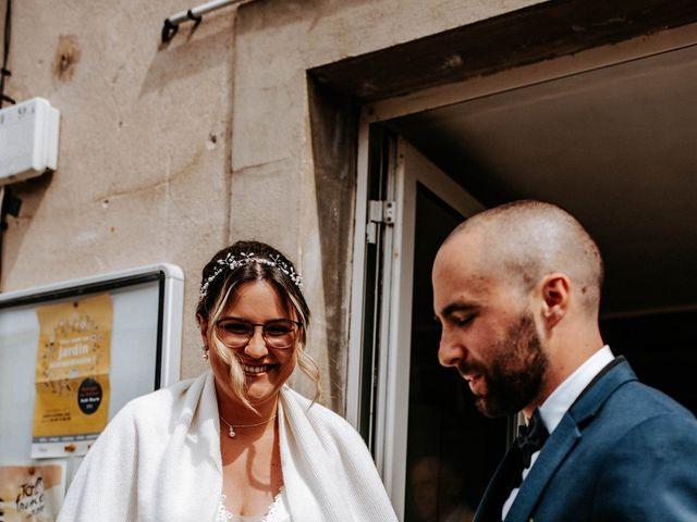 Le mariage de Julien et Marine à Mirepoix, Ariège 45
