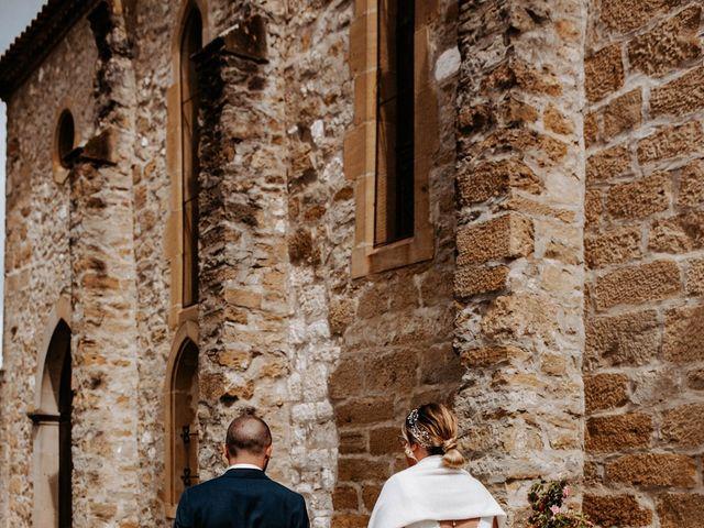 Le mariage de Julien et Marine à Mirepoix, Ariège 47