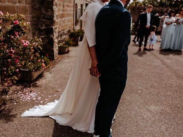 Le mariage de Julien et Marine à Mirepoix, Ariège 48