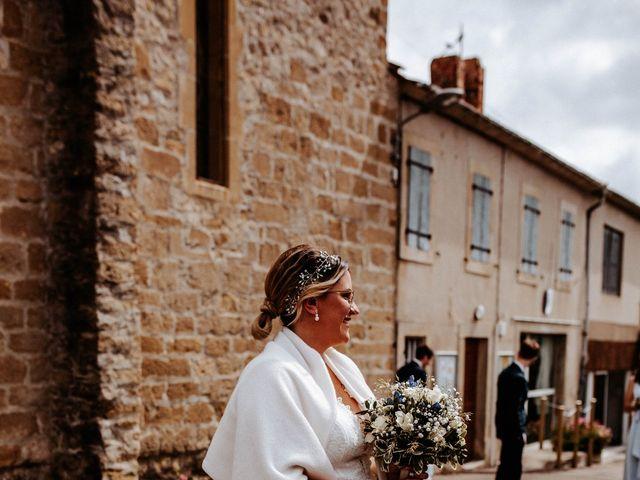 Le mariage de Julien et Marine à Mirepoix, Ariège 50