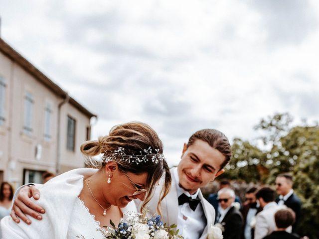 Le mariage de Julien et Marine à Mirepoix, Ariège 51