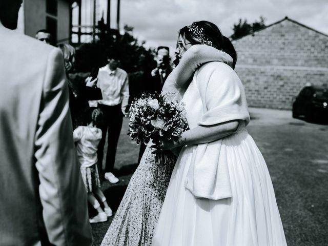 Le mariage de Julien et Marine à Mirepoix, Ariège 52