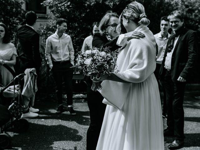 Le mariage de Julien et Marine à Mirepoix, Ariège 53