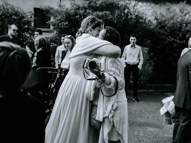 Le mariage de Julien et Marine à Mirepoix, Ariège 58