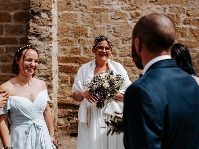Le mariage de Julien et Marine à Mirepoix, Ariège 60
