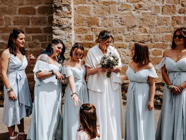Le mariage de Julien et Marine à Mirepoix, Ariège 61