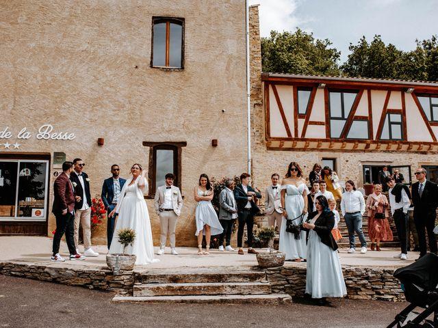 Le mariage de Julien et Marine à Mirepoix, Ariège 63