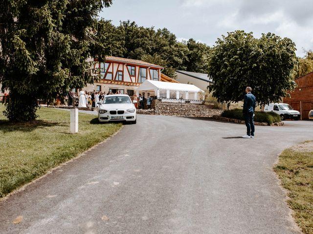Le mariage de Julien et Marine à Mirepoix, Ariège 64