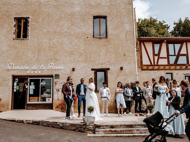 Le mariage de Julien et Marine à Mirepoix, Ariège 65