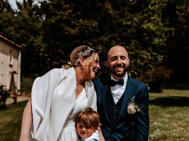 Le mariage de Julien et Marine à Mirepoix, Ariège 68