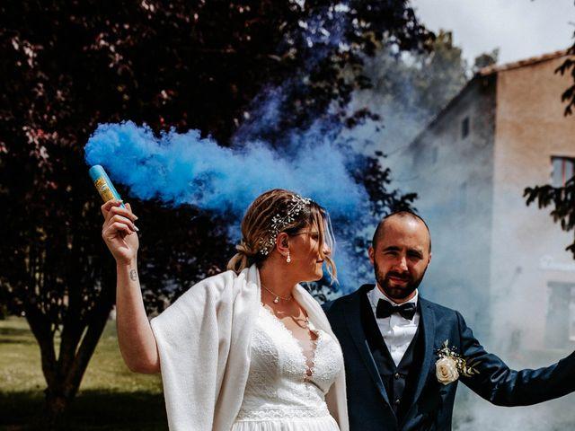 Le mariage de Julien et Marine à Mirepoix, Ariège 73