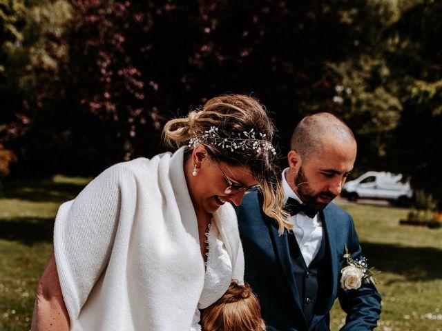 Le mariage de Julien et Marine à Mirepoix, Ariège 74