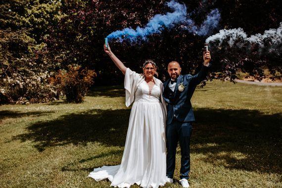 Le mariage de Julien et Marine à Mirepoix, Ariège 76