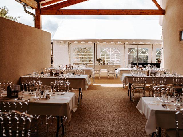 Le mariage de Julien et Marine à Mirepoix, Ariège 81