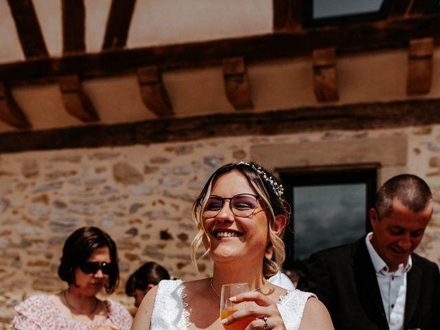 Le mariage de Julien et Marine à Mirepoix, Ariège 87