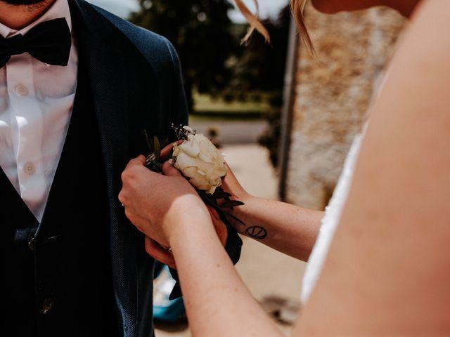 Le mariage de Julien et Marine à Mirepoix, Ariège 89