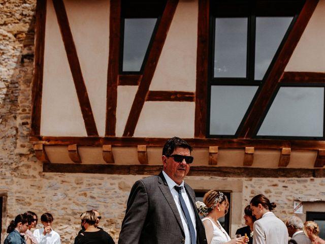 Le mariage de Julien et Marine à Mirepoix, Ariège 90