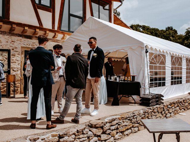 Le mariage de Julien et Marine à Mirepoix, Ariège 91