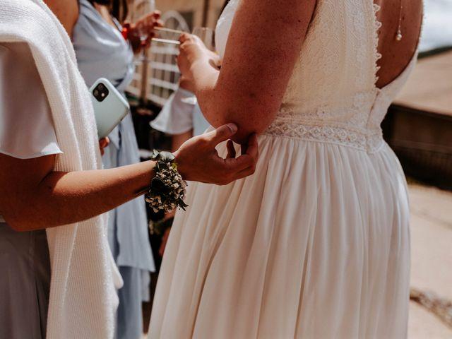 Le mariage de Julien et Marine à Mirepoix, Ariège 94