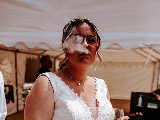 Le mariage de Julien et Marine à Mirepoix, Ariège 96