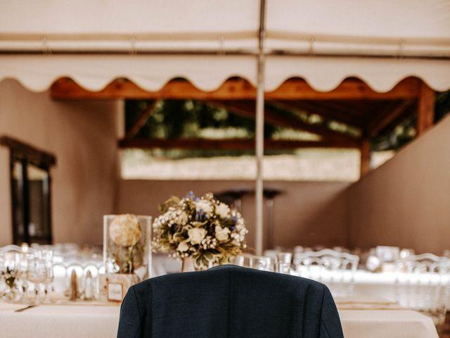 Le mariage de Julien et Marine à Mirepoix, Ariège 100