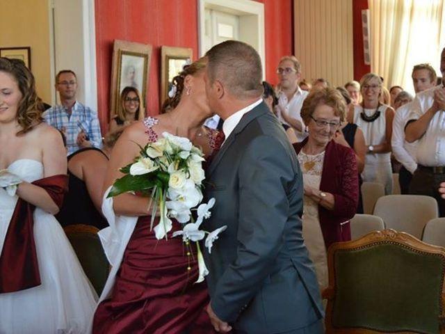 Le mariage de Christophe et Solen à Saint-Romain-de-Colbosc, Seine-Maritime 5