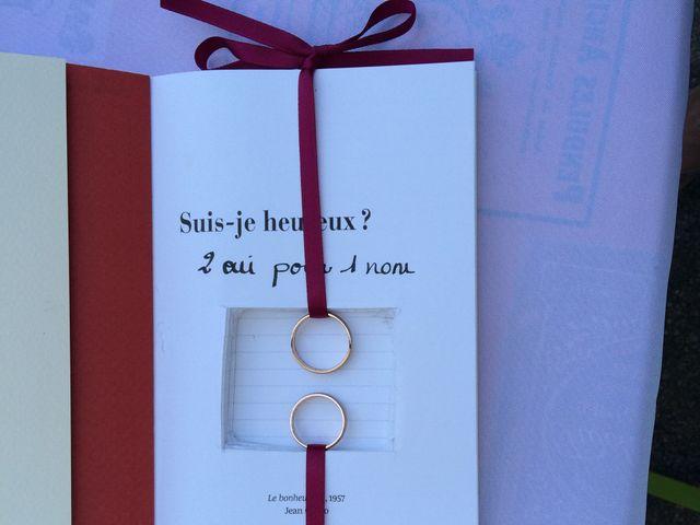 Le mariage de Christophe et Solen à Saint-Romain-de-Colbosc, Seine-Maritime 14