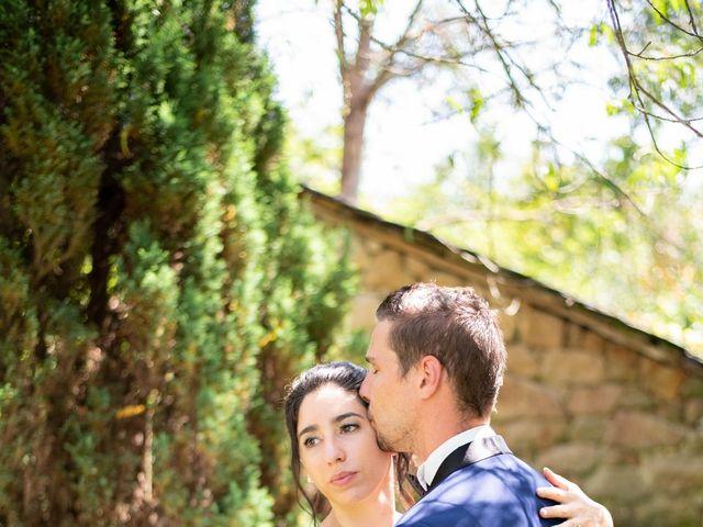Le mariage de Fabien et Laura à Saint-Privat, Corrèze 12
