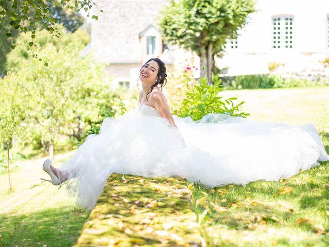 Le mariage de Fabien et Laura à Saint-Privat, Corrèze 2