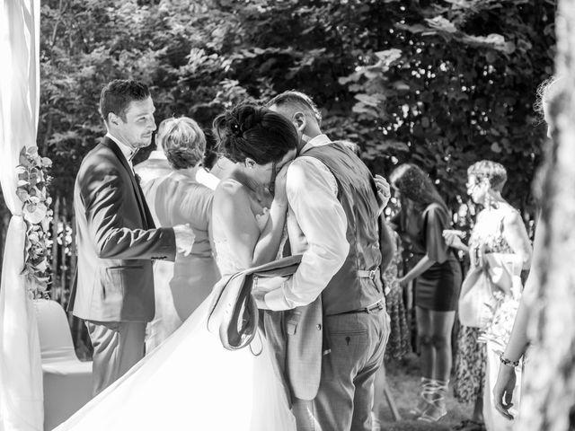 Le mariage de Fabien et Laura à Saint-Privat, Corrèze 18