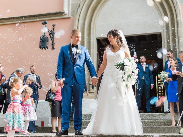 Le mariage de Philippe et Christelle à Bernex, Haute-Savoie 13